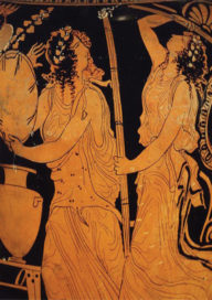 Quotations by ancient Greek writers and poets on dance