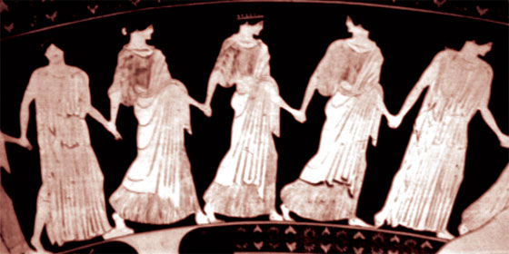 THE STUDY OF THE ANCIENT GREEK DANCE