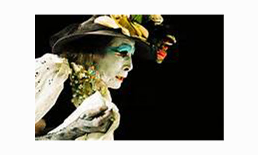 Butoh and ancient Greek dance